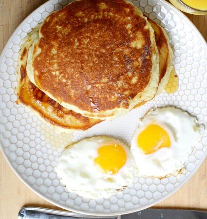 Joanna gaines buttermilk pancakes