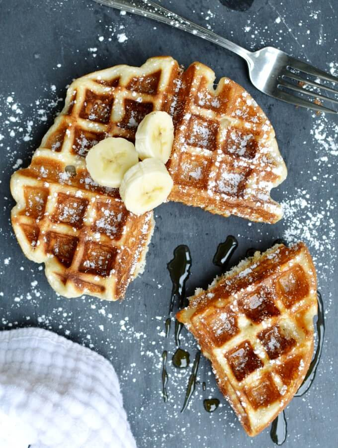 gluten free waffle recipe