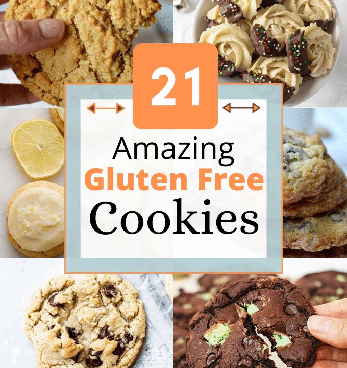 21 amazing gluten free cookies