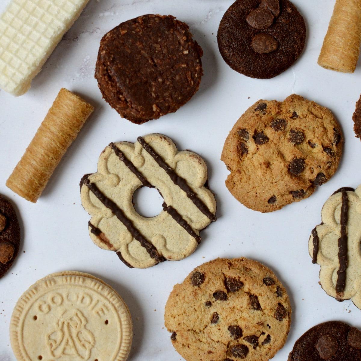storebought gluten free cookies
