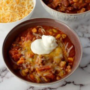 turkey chili recipe panera